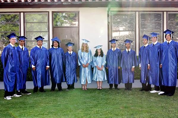 8th Grade Graduation 2010
