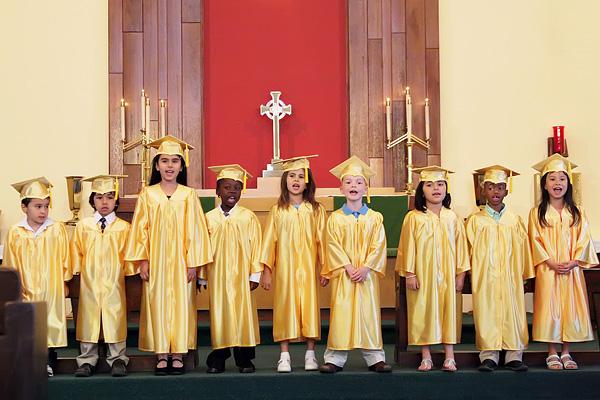 Kindergarten Graduation 2010