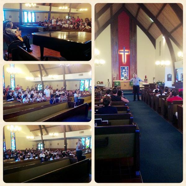 1st Day Chapel - 2013/14