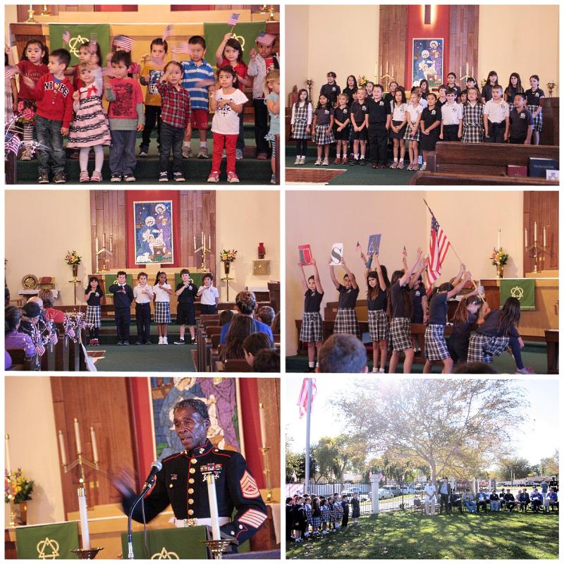 Veterans' Day 2013