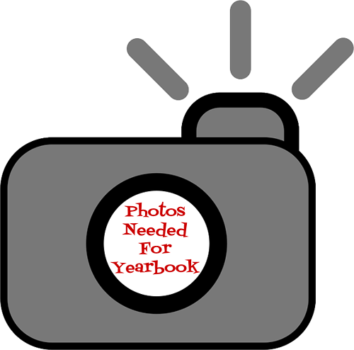 Yearbook Photos Needed!