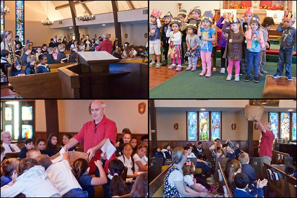 2014 Thanksgiving Chapel