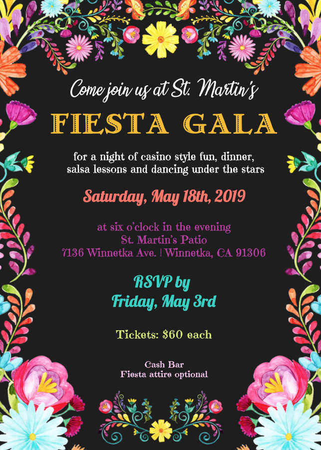 Invitation to Gala2019