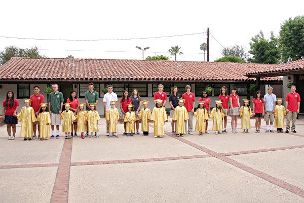8th & Kindergarten