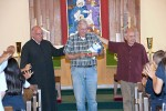 Blessings & Godspeed to Fr. Chris