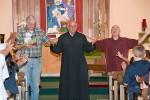 Blessings for Fr. Gabri