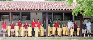 2009 Kindergarten & 8th Grade Graduates