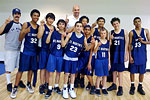 VCAL Middle School Champions 2008/09